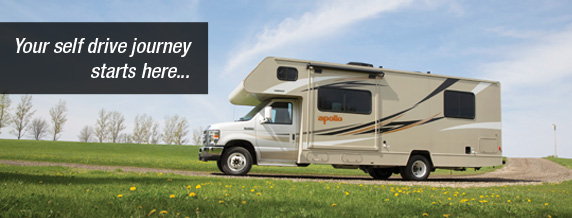 RV Rentals | Apollo RV Rentals | Hertz Partners