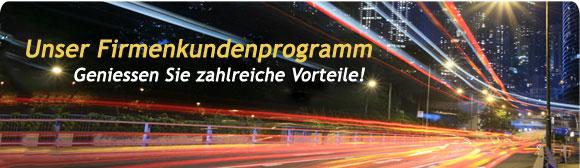 Firmenkundenprogramm