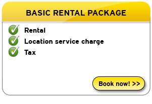 Hertz basic car hire