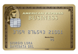 Gold Business American Express Card