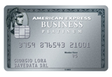 Platinum Business American Express Card