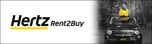 Hertz Rent2buy Because We Also Sell Cars