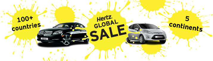 Save  Up to 33% OFF Car Rental @ Hertz.com