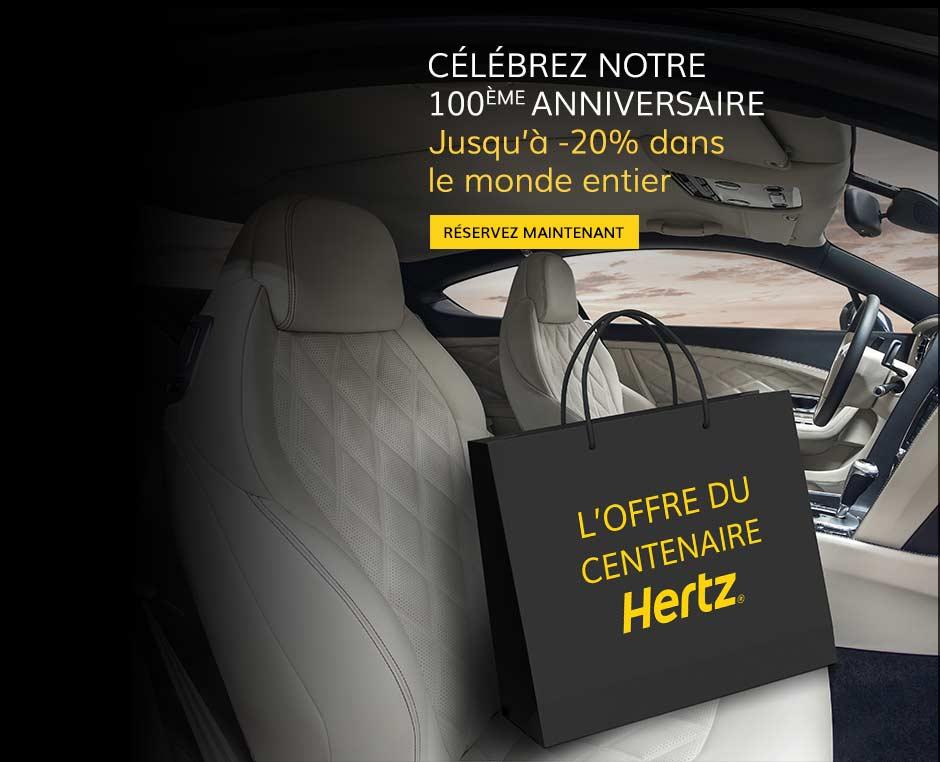location voitures & utilitaires - europe & international – hertz