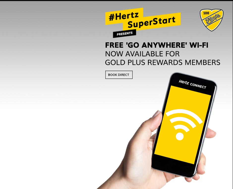 Hertz Rental Car Pasco Airport