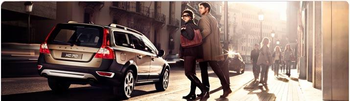 Känn dig trygg på vägen i en hyrbil av bästa kvalitet. Vi på Hertz har bland annat flera modeller av Volvo att hyra!