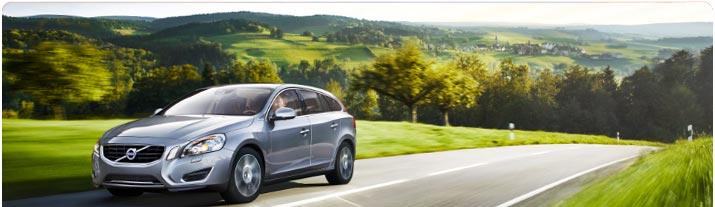 Upplev vackra Irland med en hyrbil från Hertz. Vi har bland annat bilar av märket Volvo.