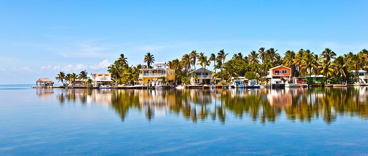 Din väg till Florida Keys