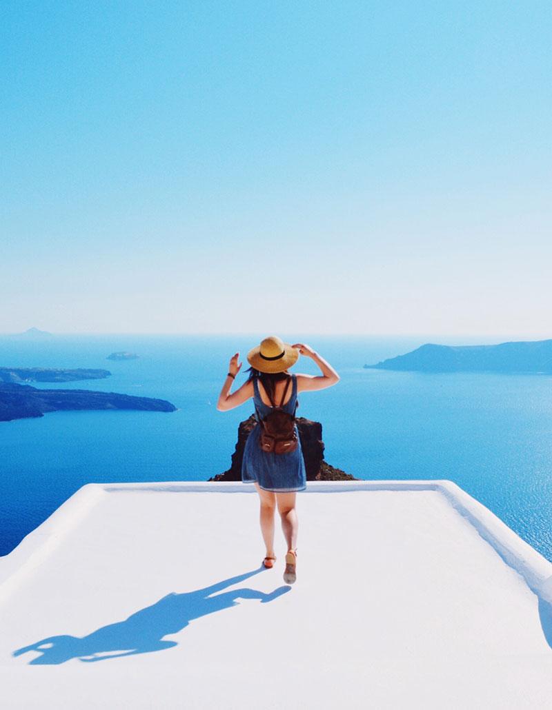 Grekiskt paradis på Santorini
