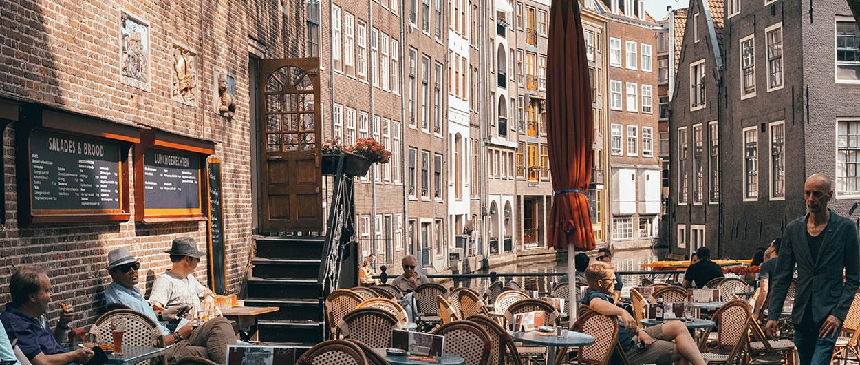 Guide till Amsterdam