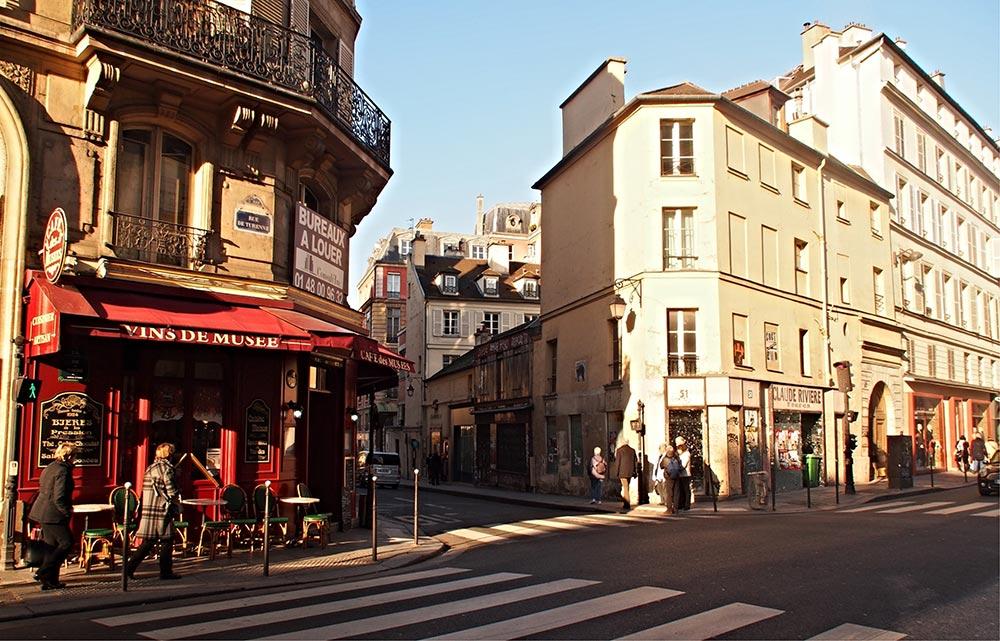 Paris på tre dagar