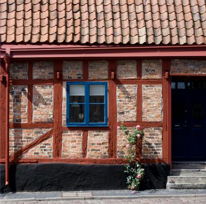 Småhus i Skåne