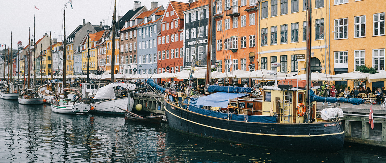 Resa till Danmark
