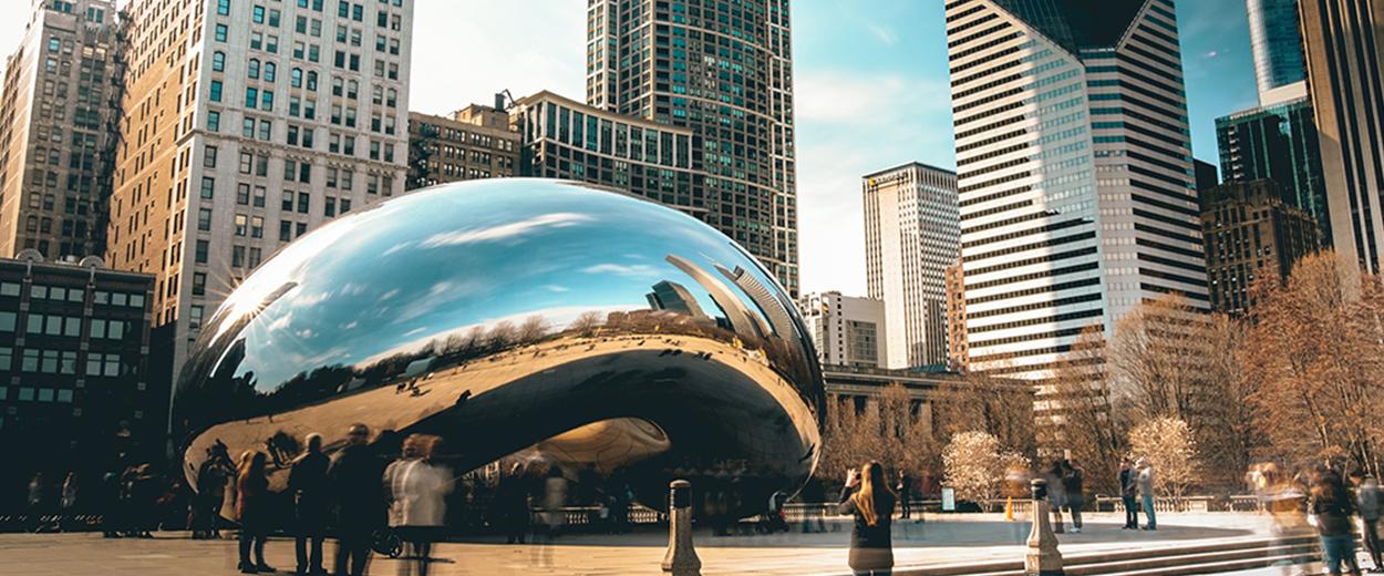 Våra bästa restips till Chicago - the bean