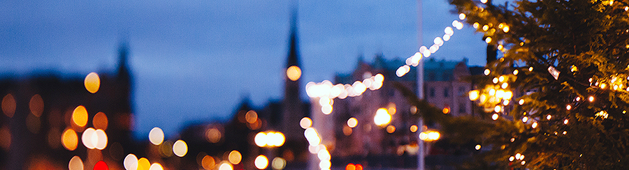Jul i Stockholm