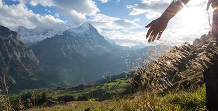 Vårsemester i mångsidiga Schweiz