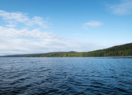 Tre smultronställen från Stockholm till Kiruna
