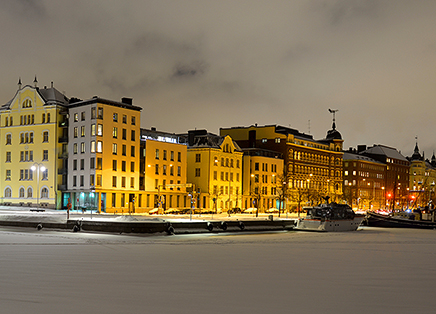 Weekend i Helsingfors