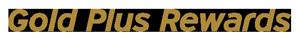 Gold Plus Rewards logo