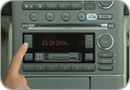 Hertz Sirius Radio Unit