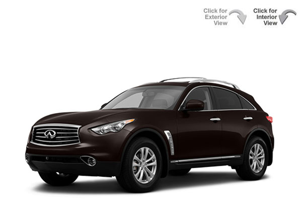 Infiniti Fx Luxury Suv Rental Hertz
