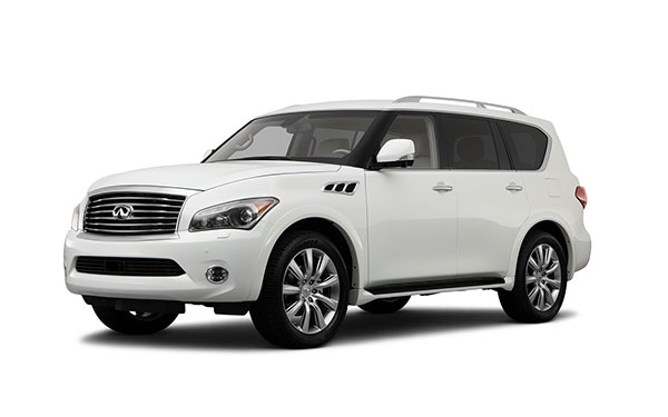 Infiniti Qx Luxury Suv Rental Hertz