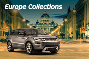Europe Collection Vehicles
