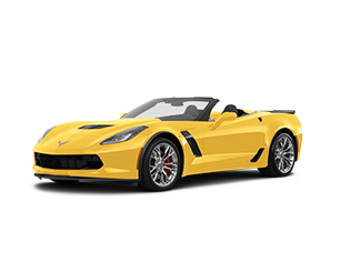 Chevrolet Corvette - Hertz Adrenaline Collection