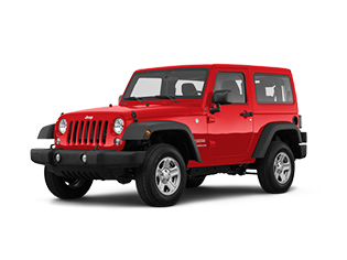 Jeep Wrangler - Hertz Other Reservable Models