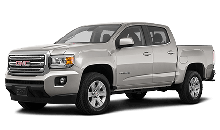 GMC Canyon - Hertz