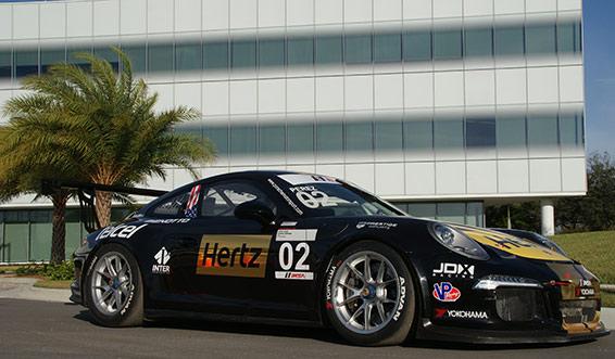 Porsche JDX