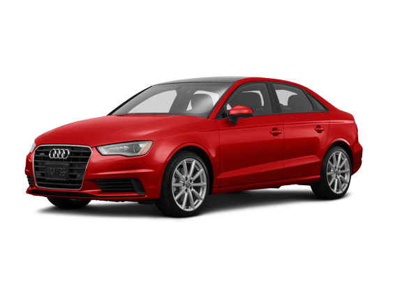Audi A3 - Hertz Car Rental