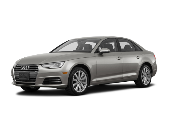 Audi A4 - Hertz Car Rental