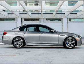 The Bmw M5 Sedan Is An Addition To The Stunning Collection
