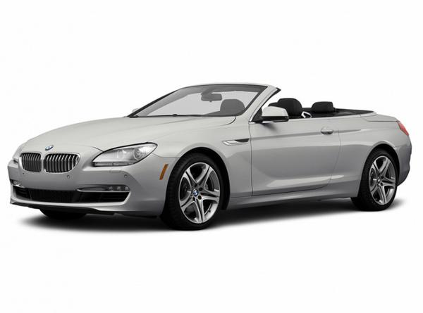 Convertible Rental Cars >> Bmw 650i Convertible Rental Hertz
