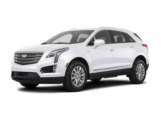 Cadillac XT5 - Hertz Car Rental