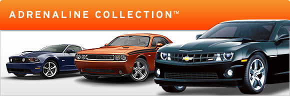 Hertz Adrenaline Collection