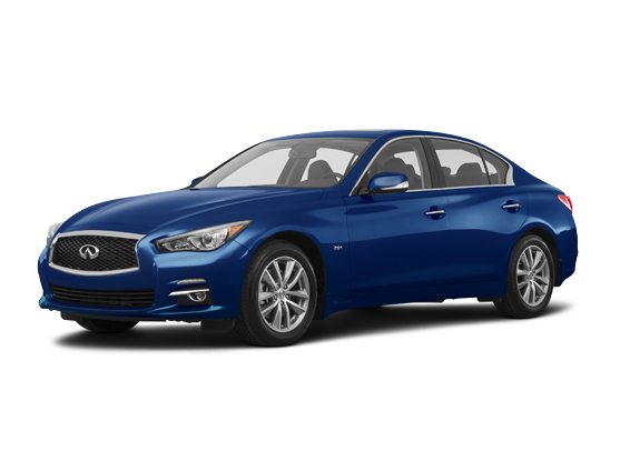 Infiniti Q50 - Hertz Car Rental