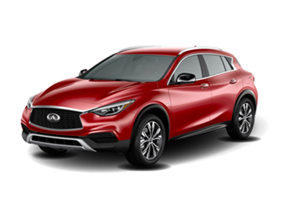 Infiniti QX30 - Hertz Car Rental