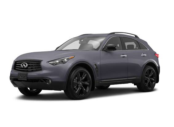 Infiniti QX70 - Hertz Car Rental