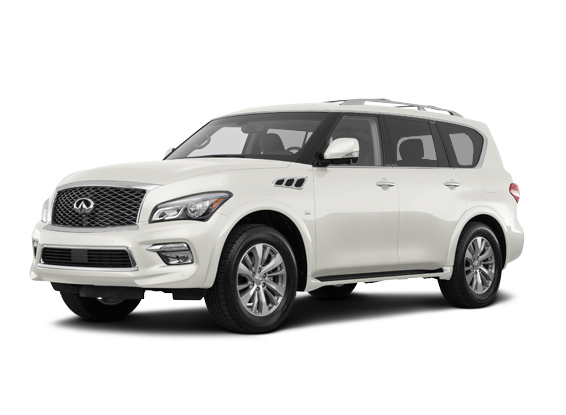 Infiniti QX80 - Hertz Car Rental