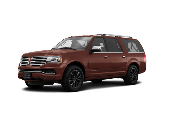 Lincoln Navigator - Hertz Car Rental