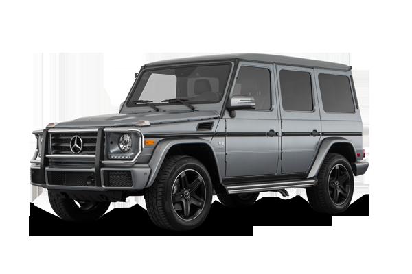 Mercedes Benz G550 - Hertz