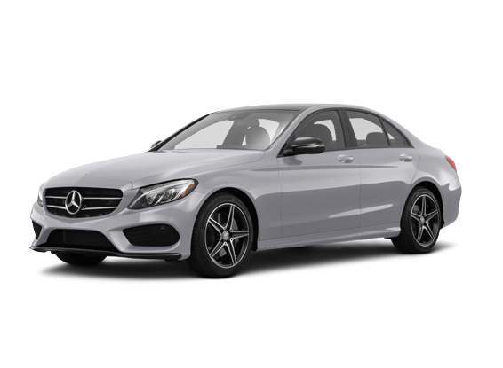 Mercedes C-Class - Hertz Car Rental
