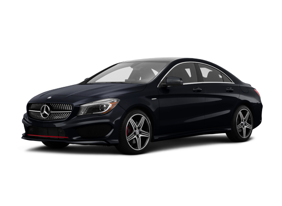 Mercedes CLA-Class - Hertz Car Rental