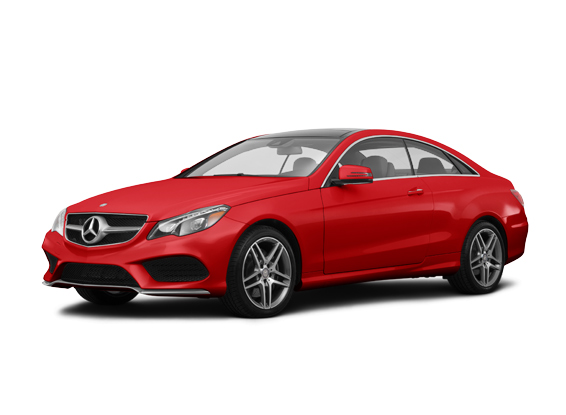Mercedes E-Class - Hertz Car Rental