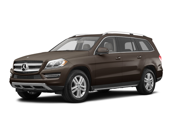 Mercedes GL-Class - Hertz Car Rental