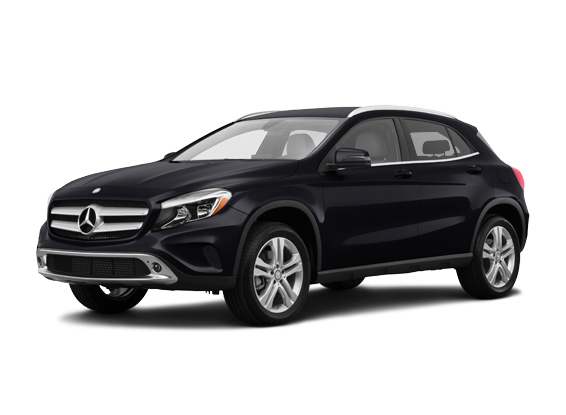 Mercedes GLA-Class - Hertz Car Rental