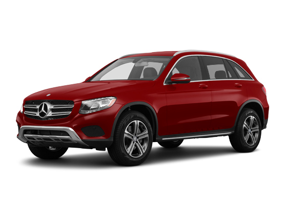 Mercedes GLC-Class - Hertz Car Rental