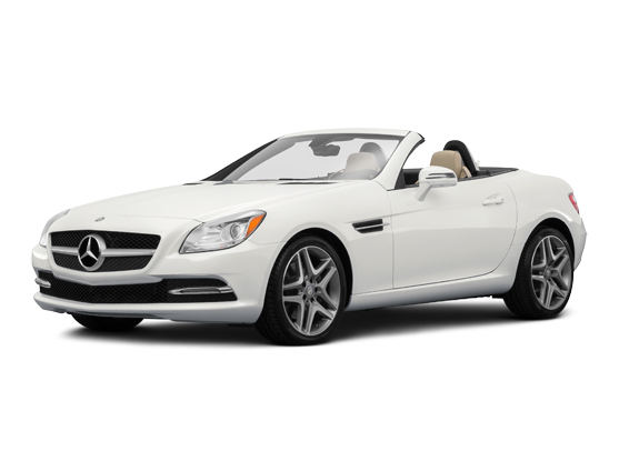 Mercedes SLK-Class - Hertz Car Rental